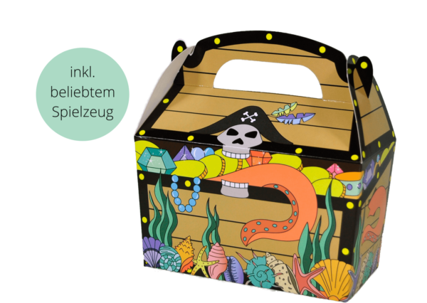 Kidsbox Kindermenü